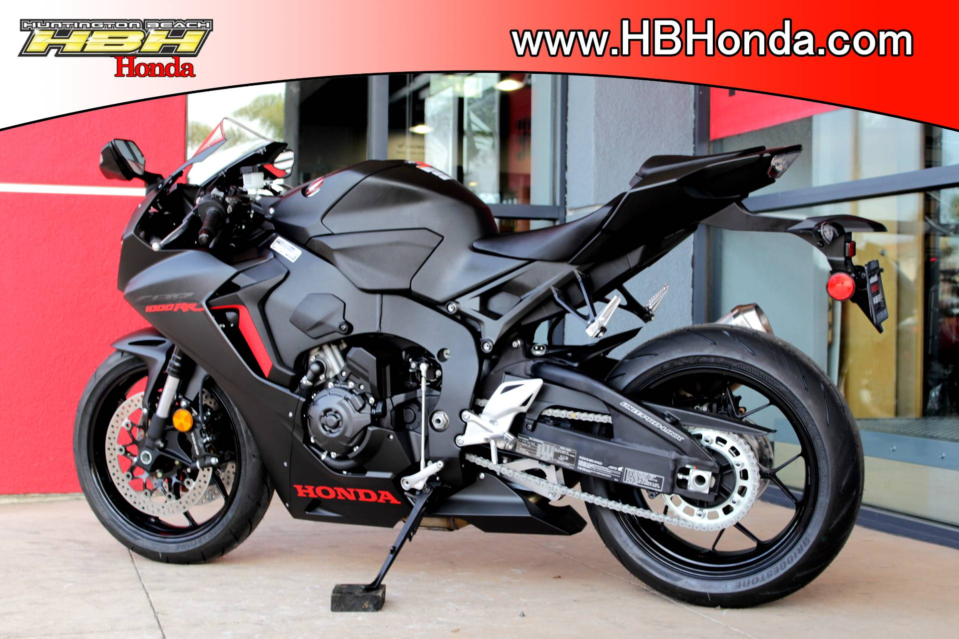 2017 Honda CBR1000RR in Huntington Beach, California - Photo 10