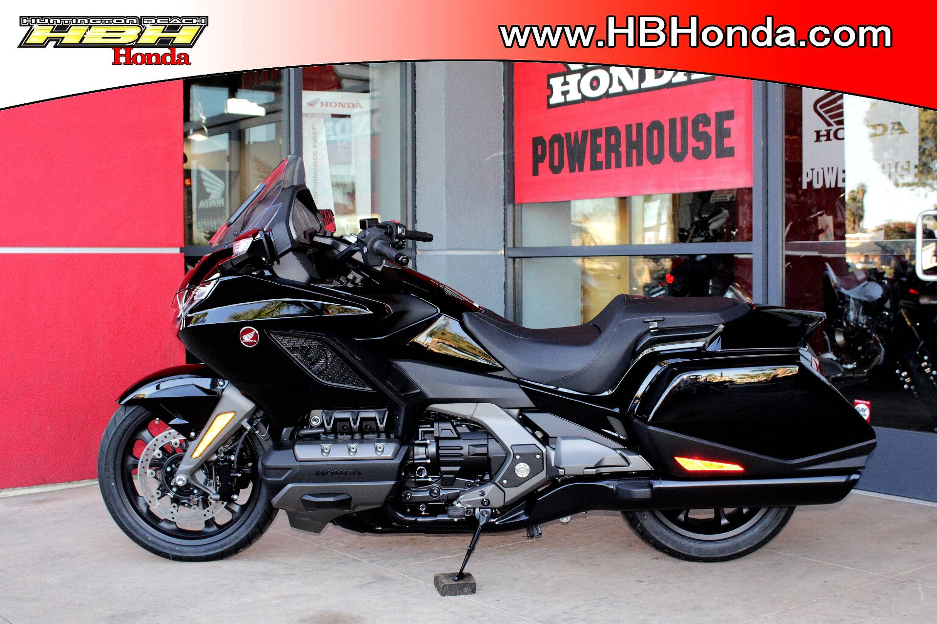 2019 Honda Gold Wing Automatic DCT in Huntington Beach, California - Photo 1