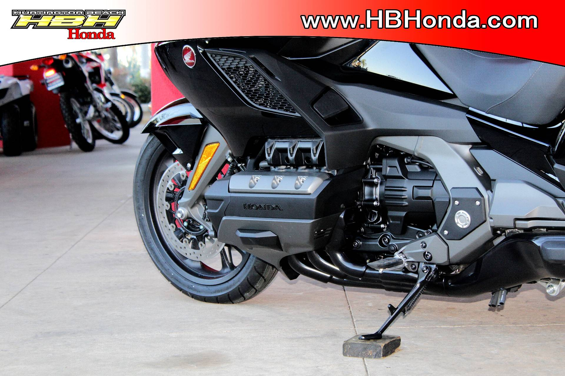 2019 Honda Gold Wing Automatic DCT in Huntington Beach, California - Photo 4