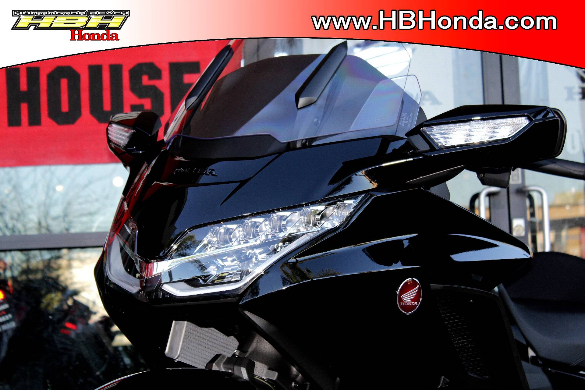 2019 Honda Gold Wing Automatic DCT in Huntington Beach, California - Photo 6
