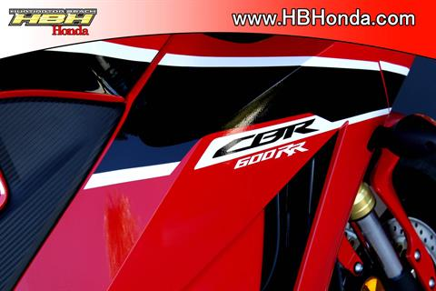 2018 Honda CBR600RR in Huntington Beach, California - Photo 5