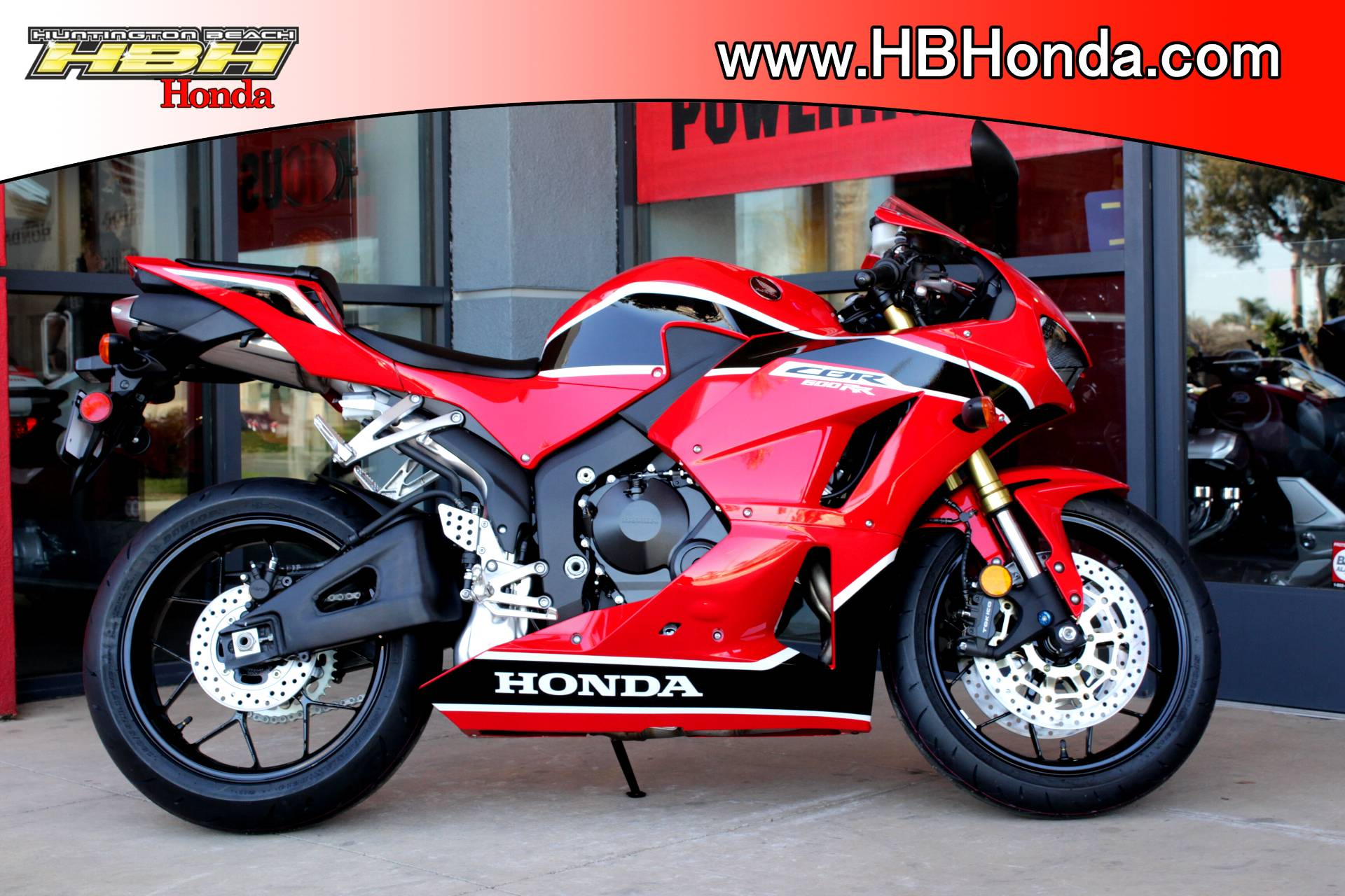 2018 Honda CBR600RR in Huntington Beach, California - Photo 1