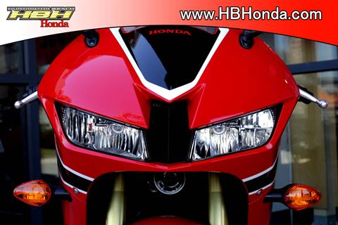 2018 Honda CBR600RR in Huntington Beach, California - Photo 8