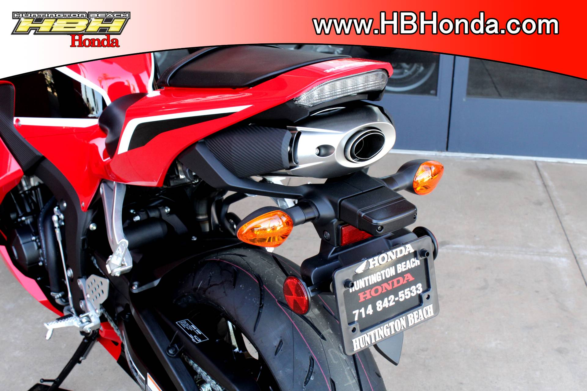2018 Honda CBR600RR in Huntington Beach, California - Photo 17