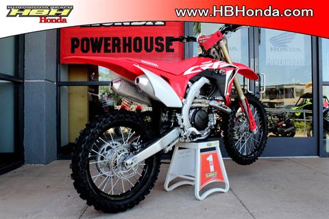 2020 Honda CRF450R in Huntington Beach, California - Photo 4
