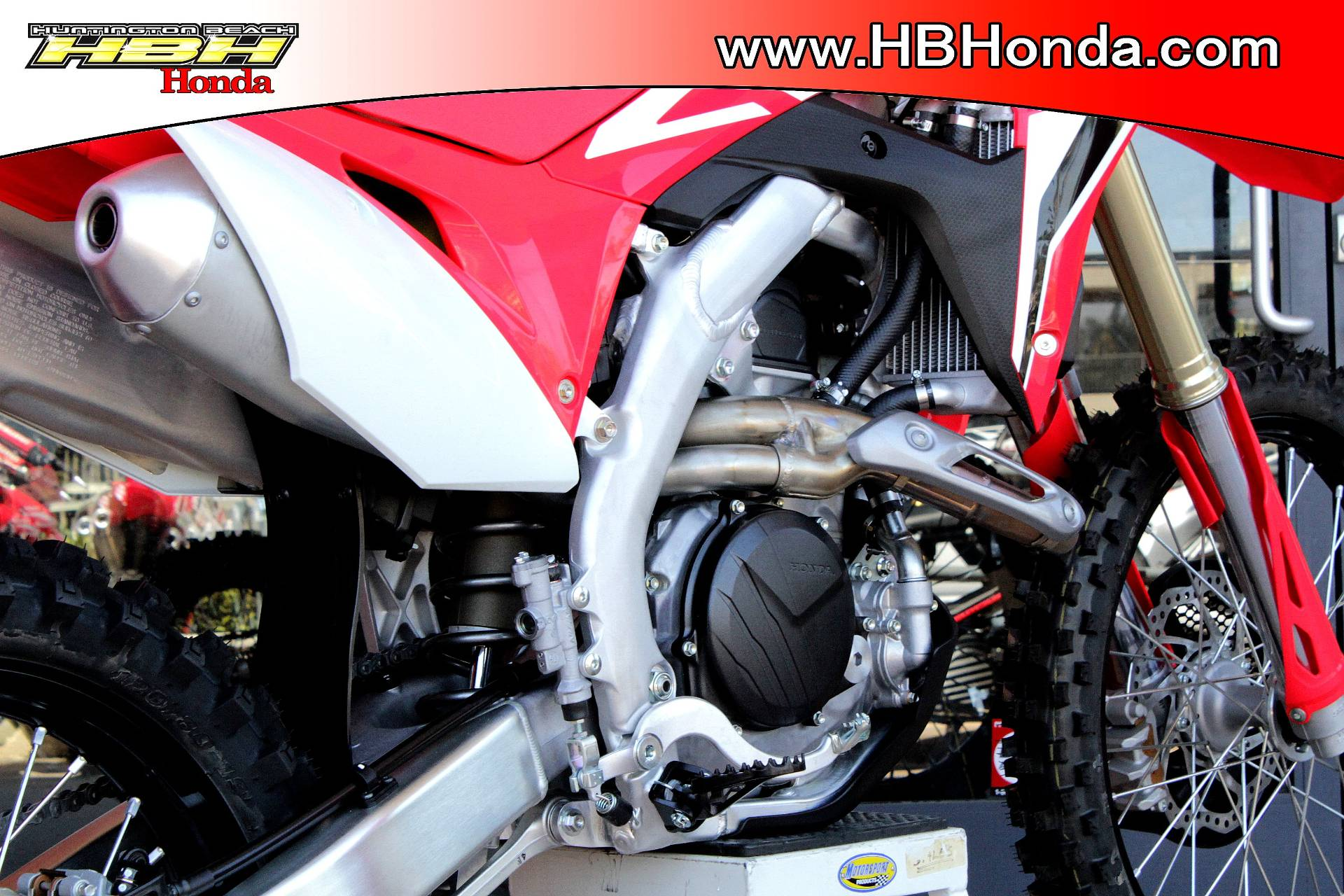2020 Honda CRF450R in Huntington Beach, California - Photo 5