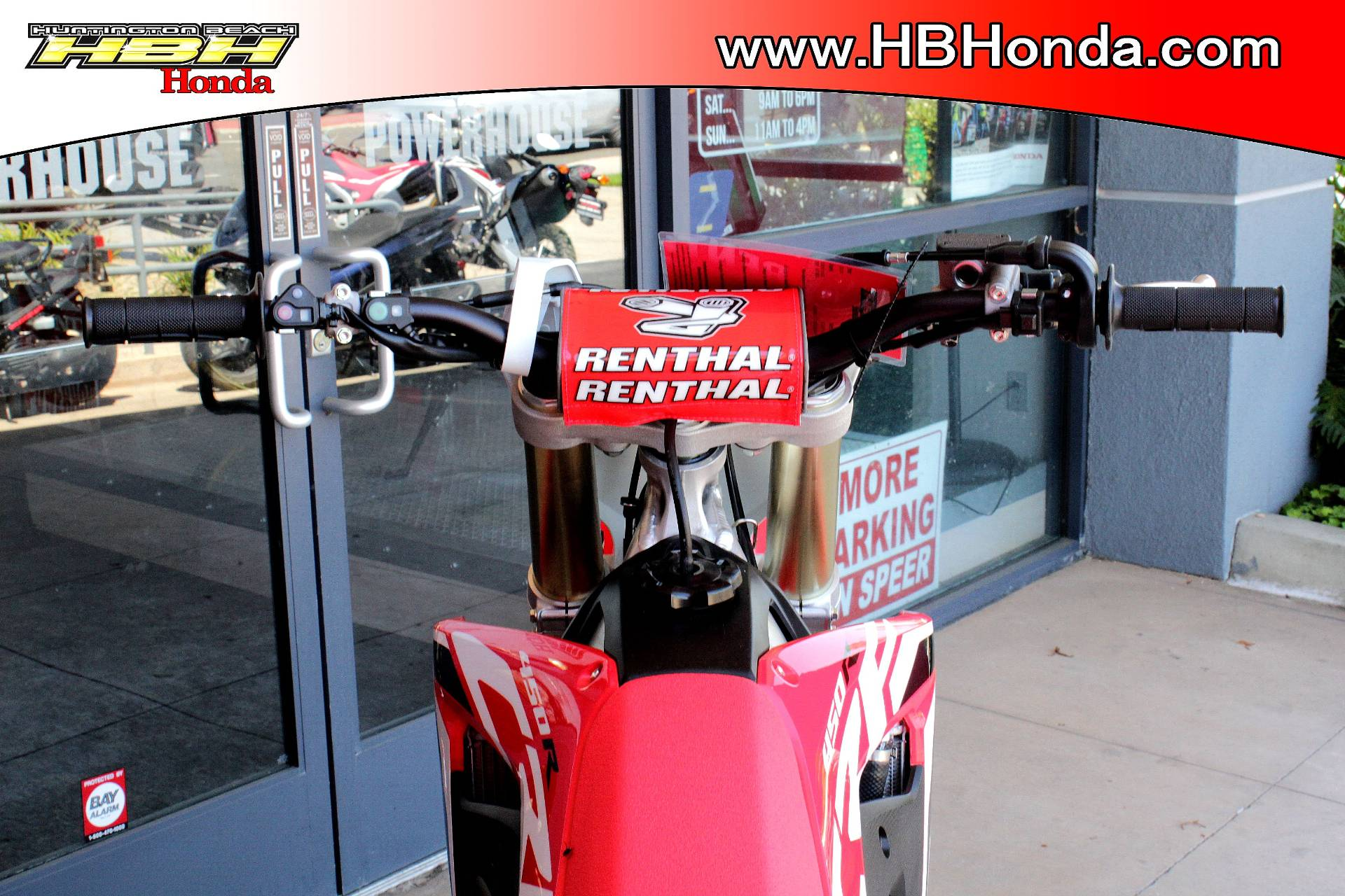 2020 Honda CRF450R in Huntington Beach, California - Photo 6