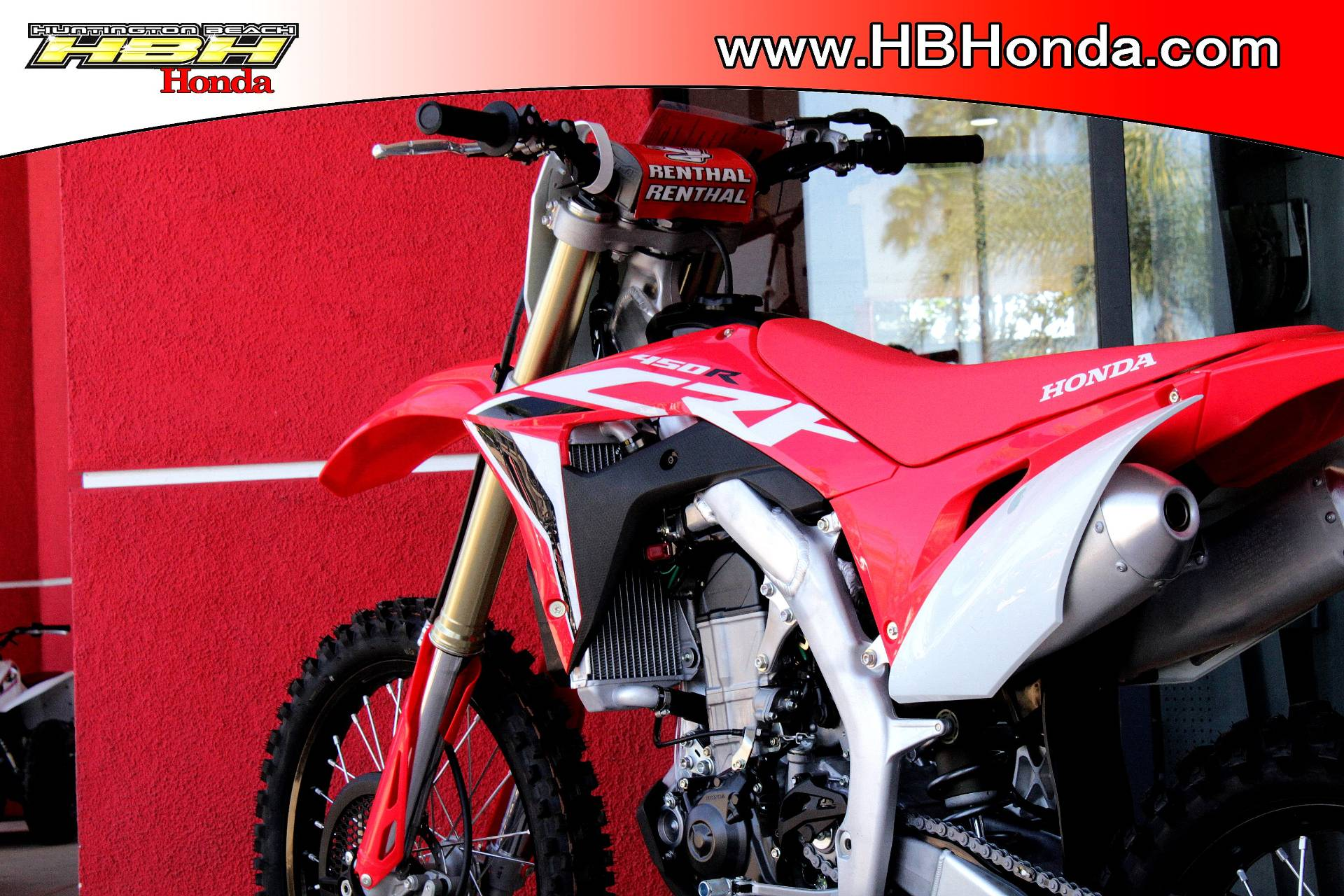 2020 Honda CRF450R in Huntington Beach, California - Photo 11