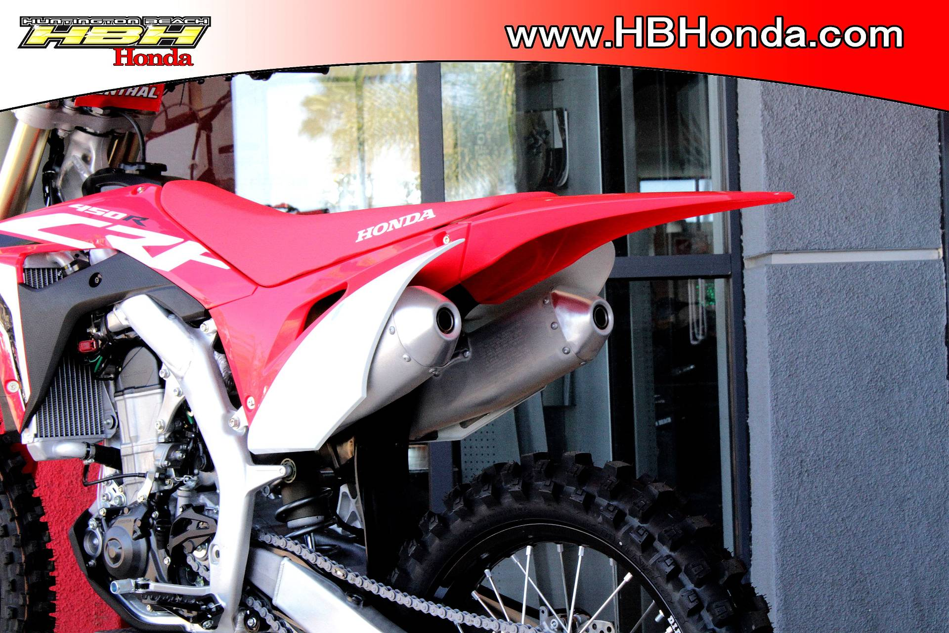 2020 Honda CRF450R in Huntington Beach, California - Photo 12