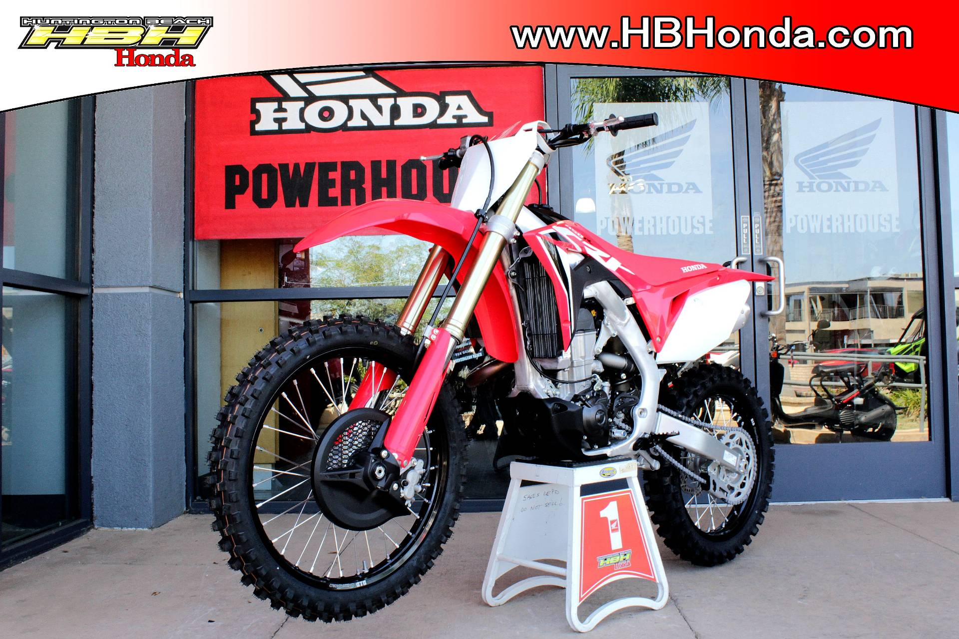 2020 Honda CRF450R in Huntington Beach, California - Photo 14