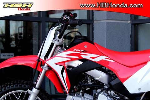 2019 Honda CRF110F in Huntington Beach, California - Photo 6