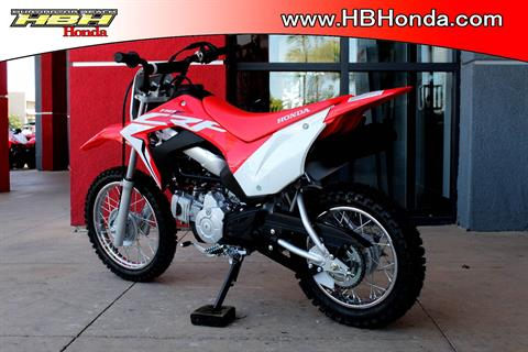 2019 Honda CRF110F in Huntington Beach, California - Photo 7