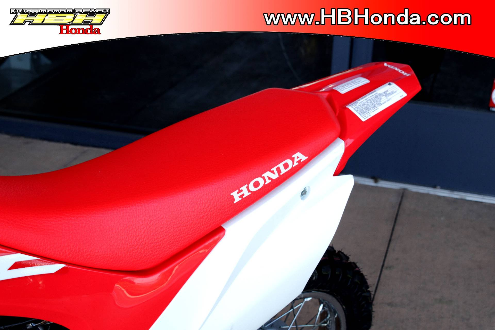 2019 Honda CRF110F in Huntington Beach, California - Photo 8