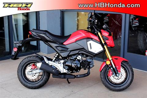 2020 Honda Grom in Huntington Beach, California