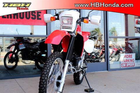 2019 Honda XR650L in Huntington Beach, California - Photo 2