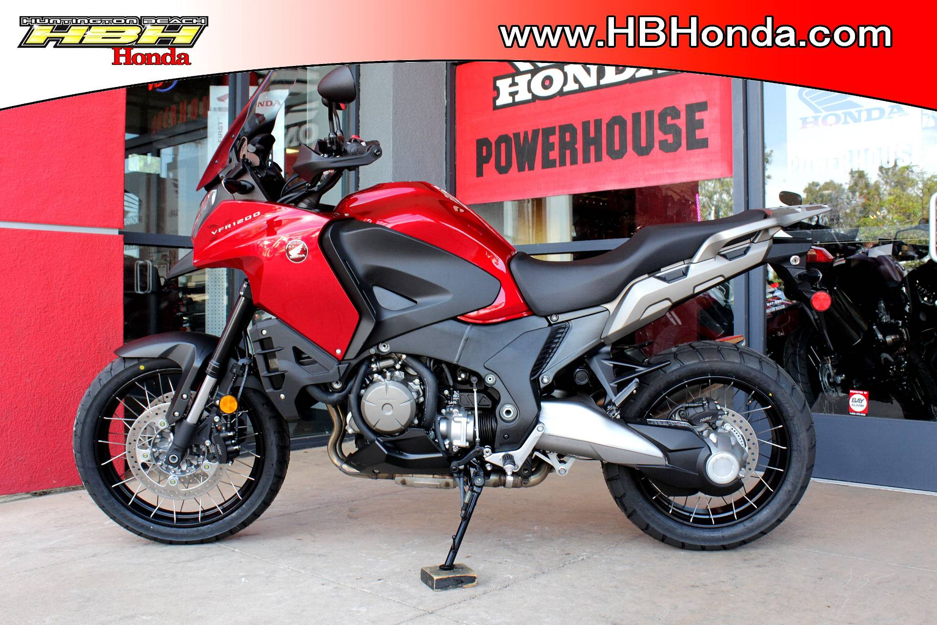 Huntington Honda Service >> New Honda VFR1200X for Sale: 2017, Candy Red | Motorcycles ...