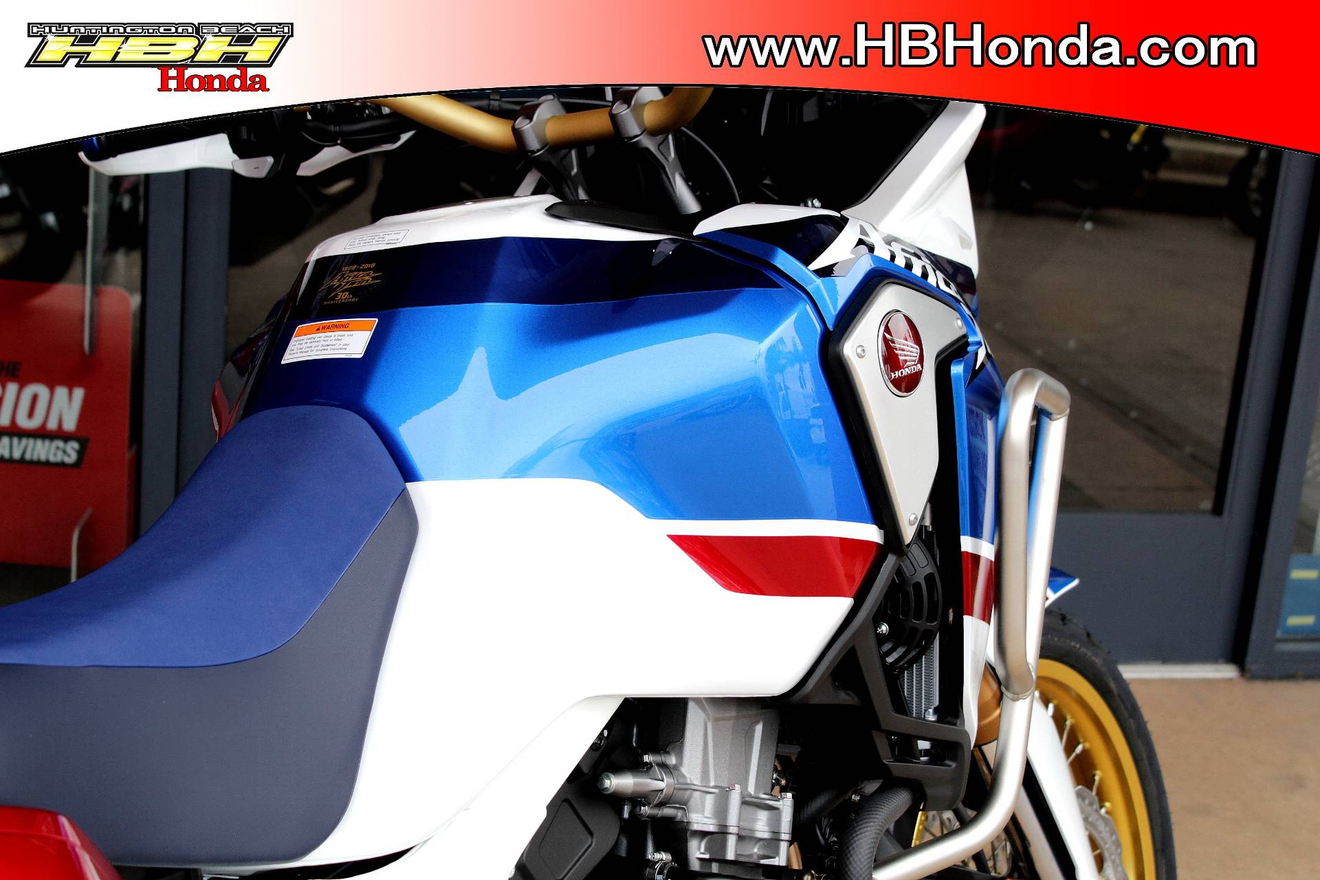 2018 Honda Africa Twin Adventure Sports DCT in Huntington Beach, California - Photo 5