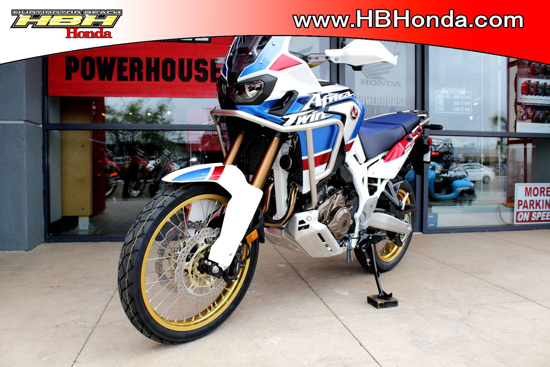 2018 Honda Africa Twin Adventure Sports DCT in Huntington Beach, California - Photo 16
