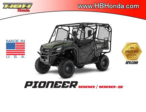 2017 Honda Pioneer 1000-5 in Huntington Beach, California
