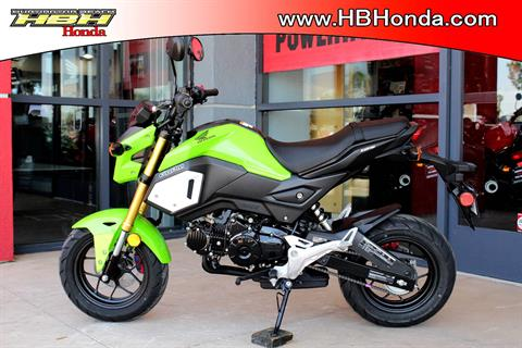 2020 Honda Grom in Huntington Beach, California - Photo 1