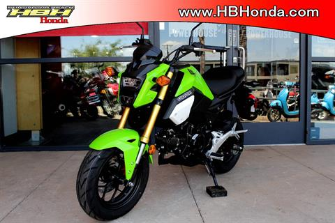 2020 Honda Grom in Huntington Beach, California - Photo 3