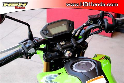 2020 Honda Grom in Huntington Beach, California - Photo 5