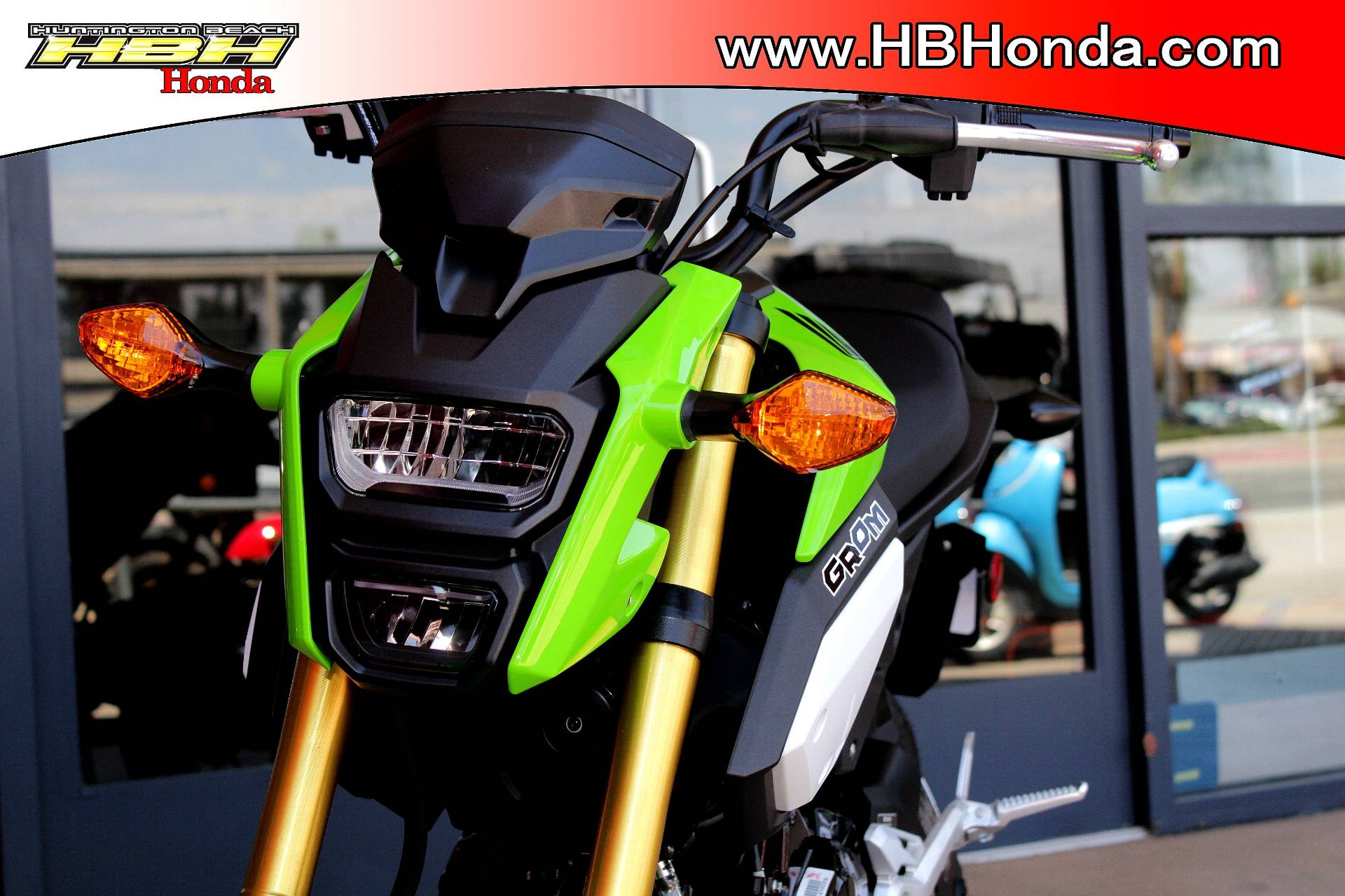 2020 Honda Grom in Huntington Beach, California - Photo 6