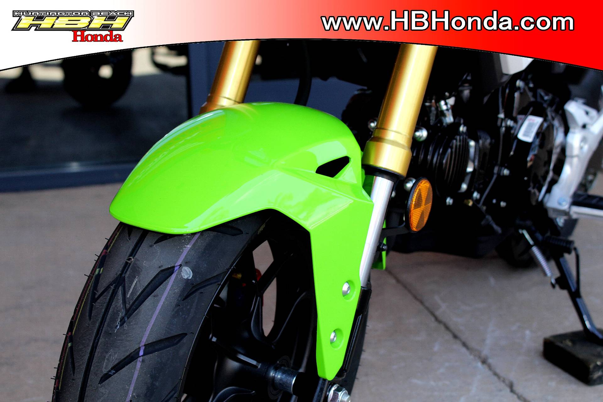 2020 Honda Grom in Huntington Beach, California - Photo 7
