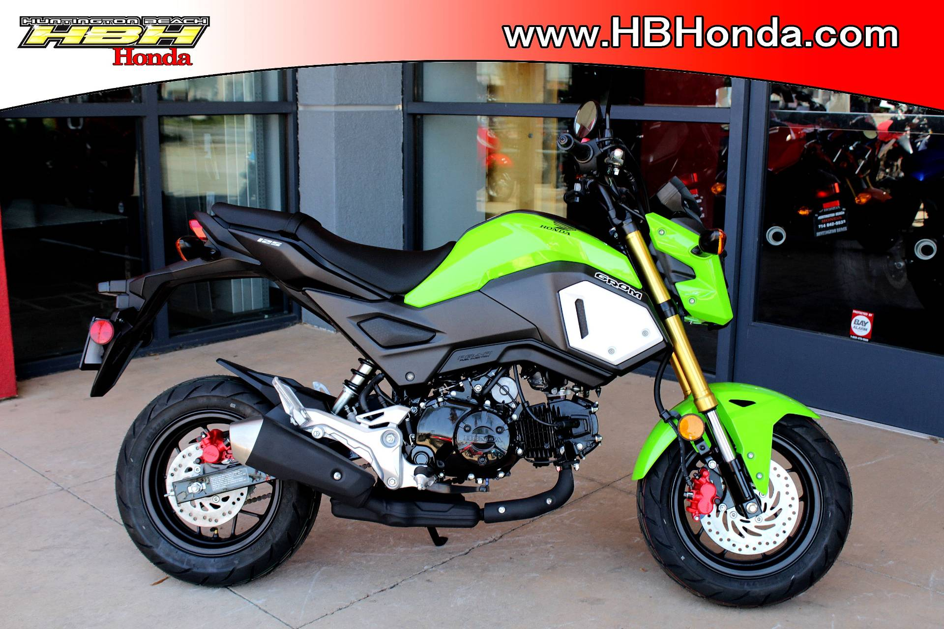2020 Honda Grom in Huntington Beach, California - Photo 8