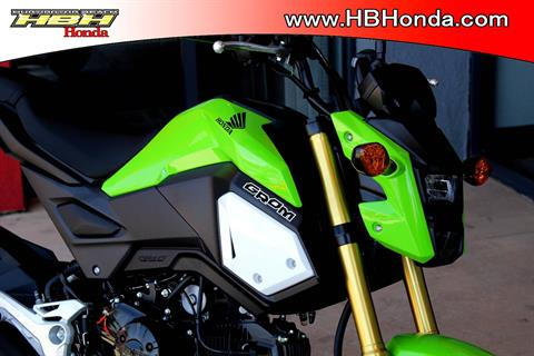 2020 Honda Grom in Huntington Beach, California - Photo 9