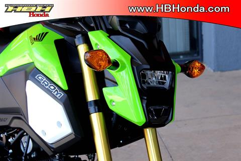 2020 Honda Grom in Huntington Beach, California - Photo 10