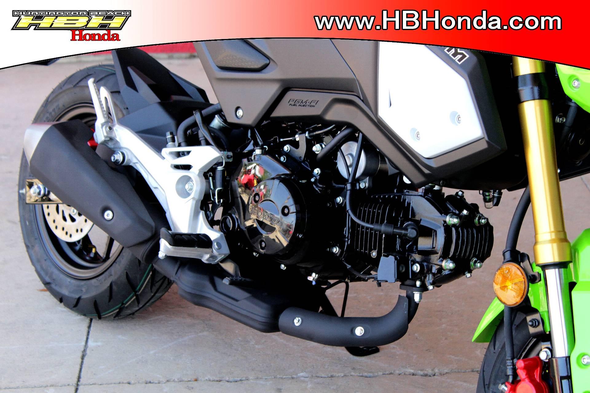 2020 Honda Grom in Huntington Beach, California
