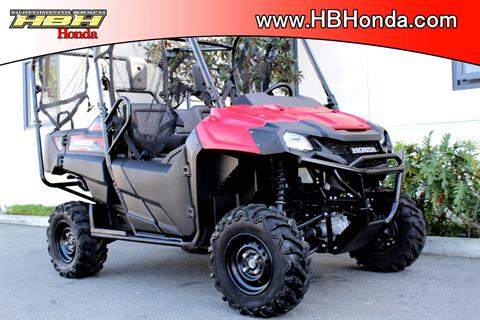 2017 Honda Pioneer 700-4 in Huntington Beach, California
