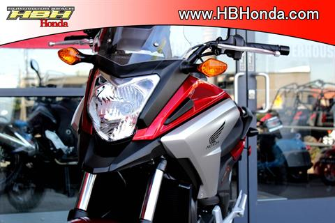 2017 Honda NC700X in Huntington Beach, California