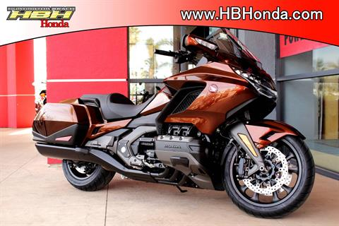 2018 Honda Gold Wing DCT in Huntington Beach, California