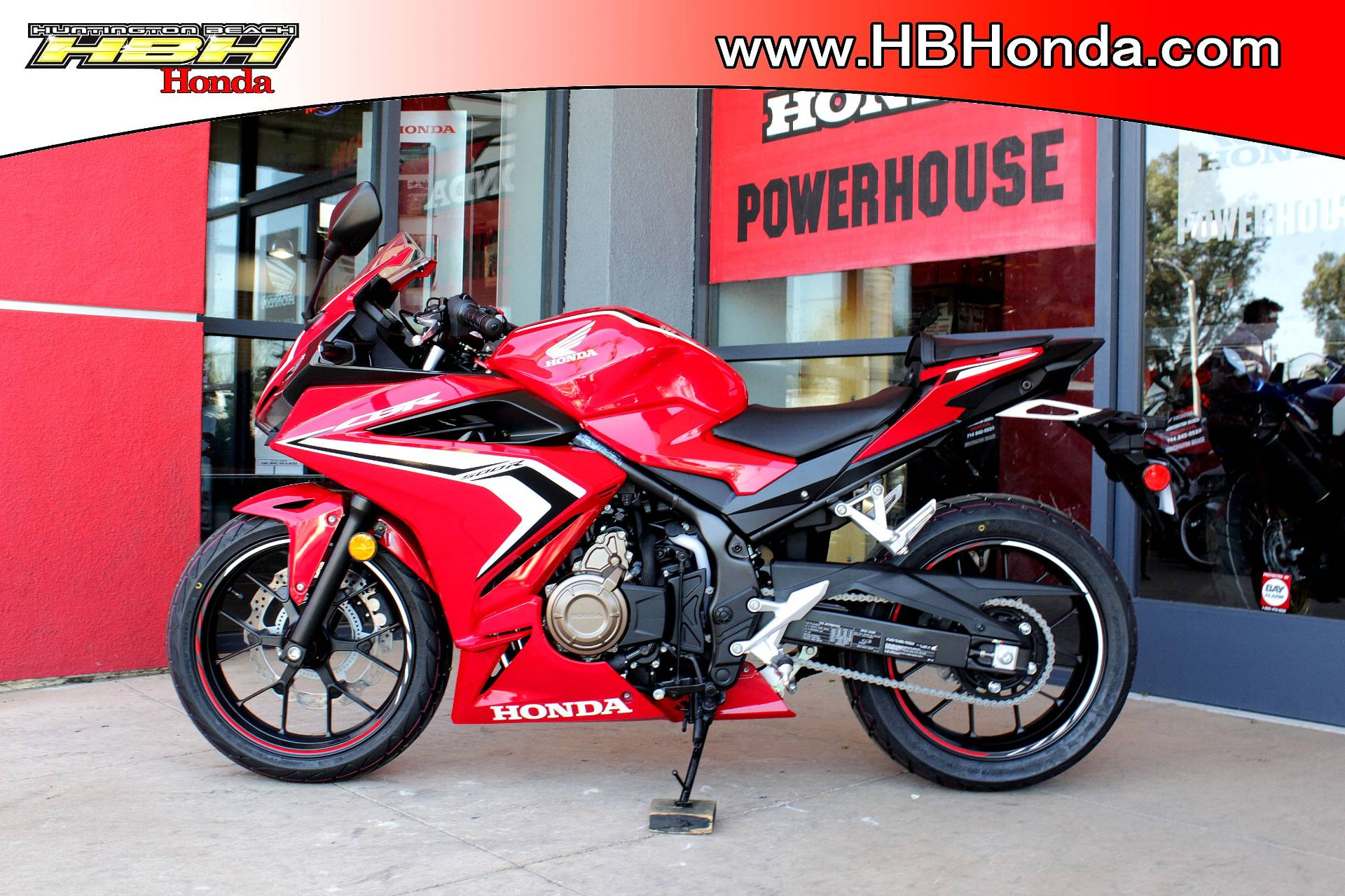 2019 Honda CBR500R ABS in Huntington Beach, California - Photo 5