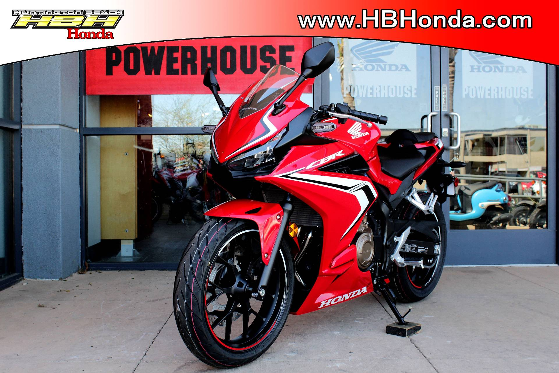 2019 Honda CBR500R ABS in Huntington Beach, California - Photo 7