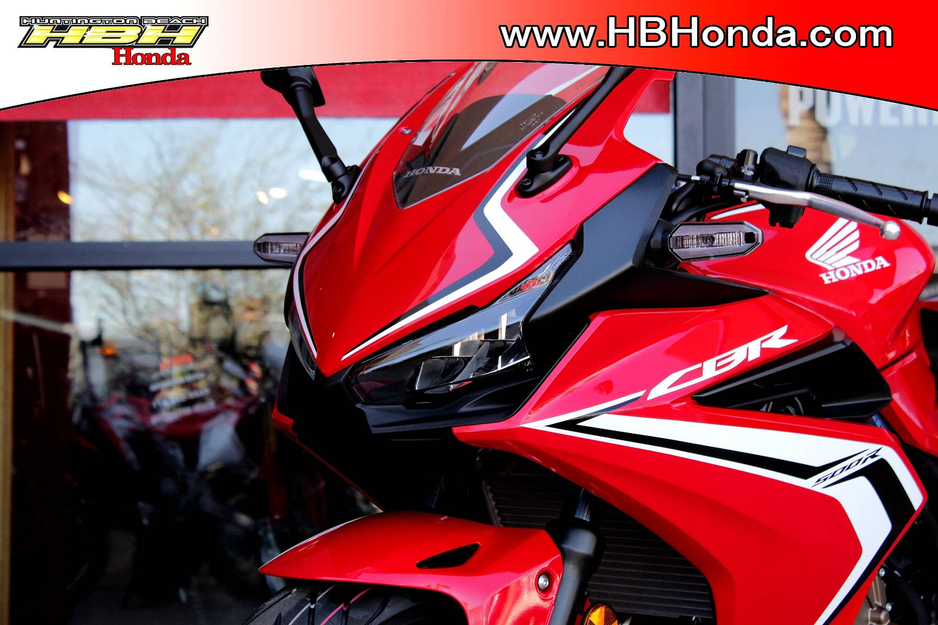 2019 Honda CBR500R ABS in Huntington Beach, California - Photo 8