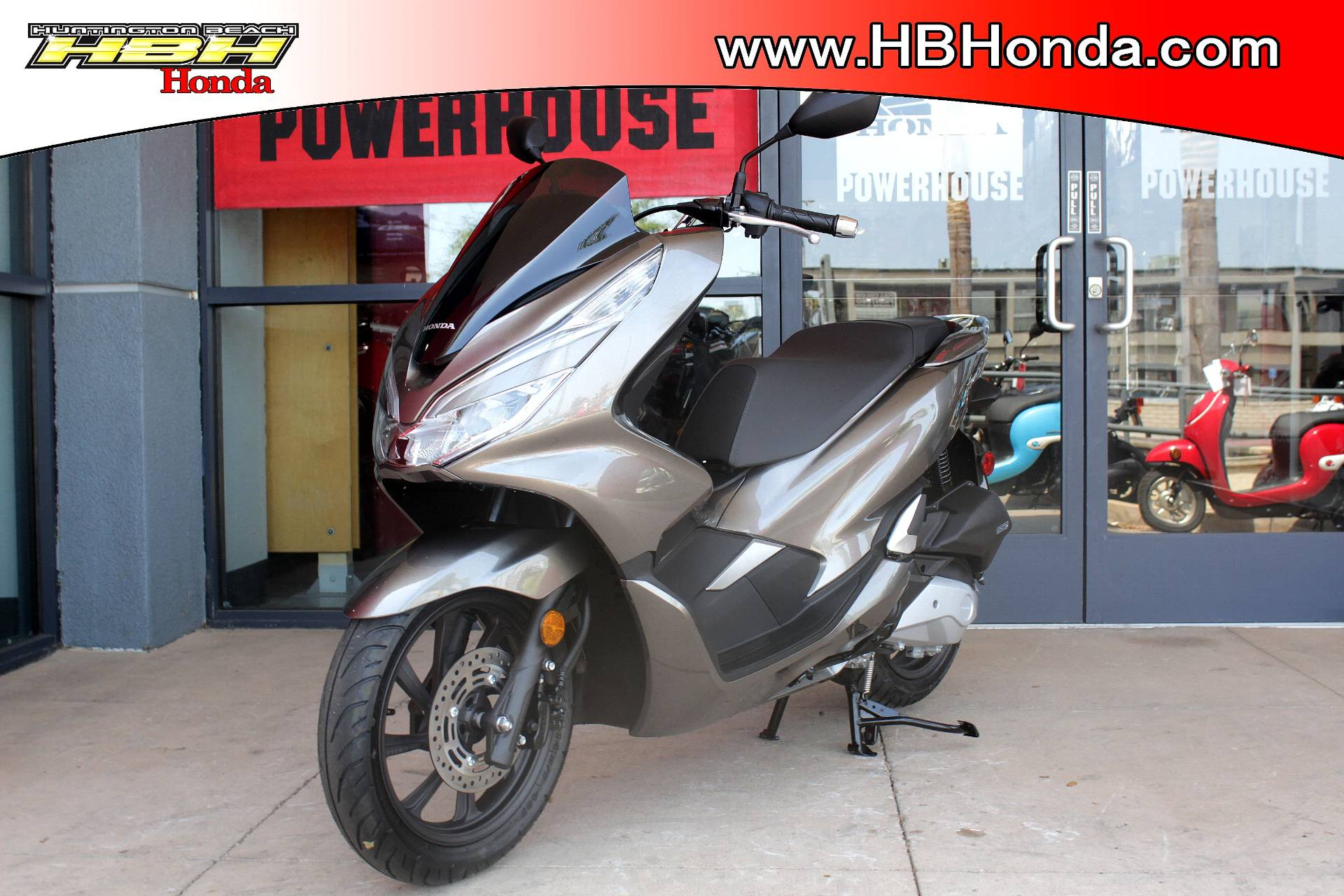 2019 Honda PCX150 ABS in Huntington Beach, California