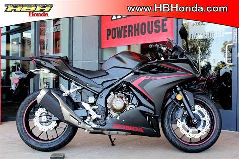 2020 Honda CBR500R ABS in Huntington Beach, California - Photo 1