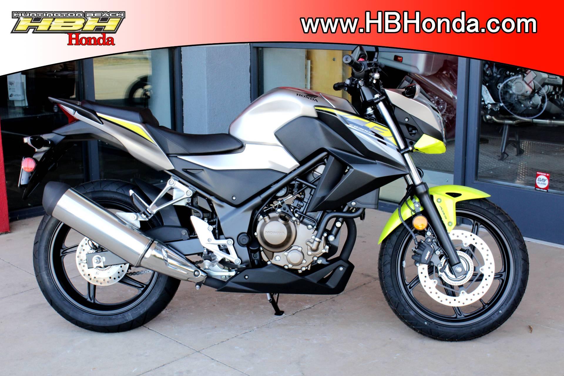 2017 Honda CB300F | American Motorcycle Trading Company