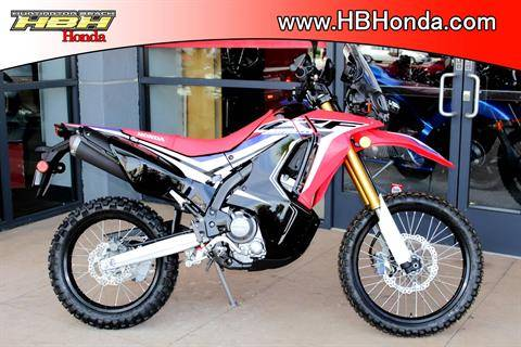 2020 Honda CRF250L Rally in Huntington Beach, California - Photo 1