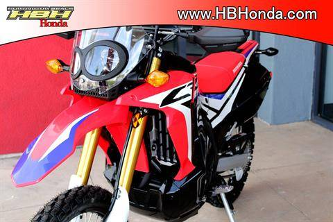 2020 Honda CRF250L Rally in Huntington Beach, California - Photo 3