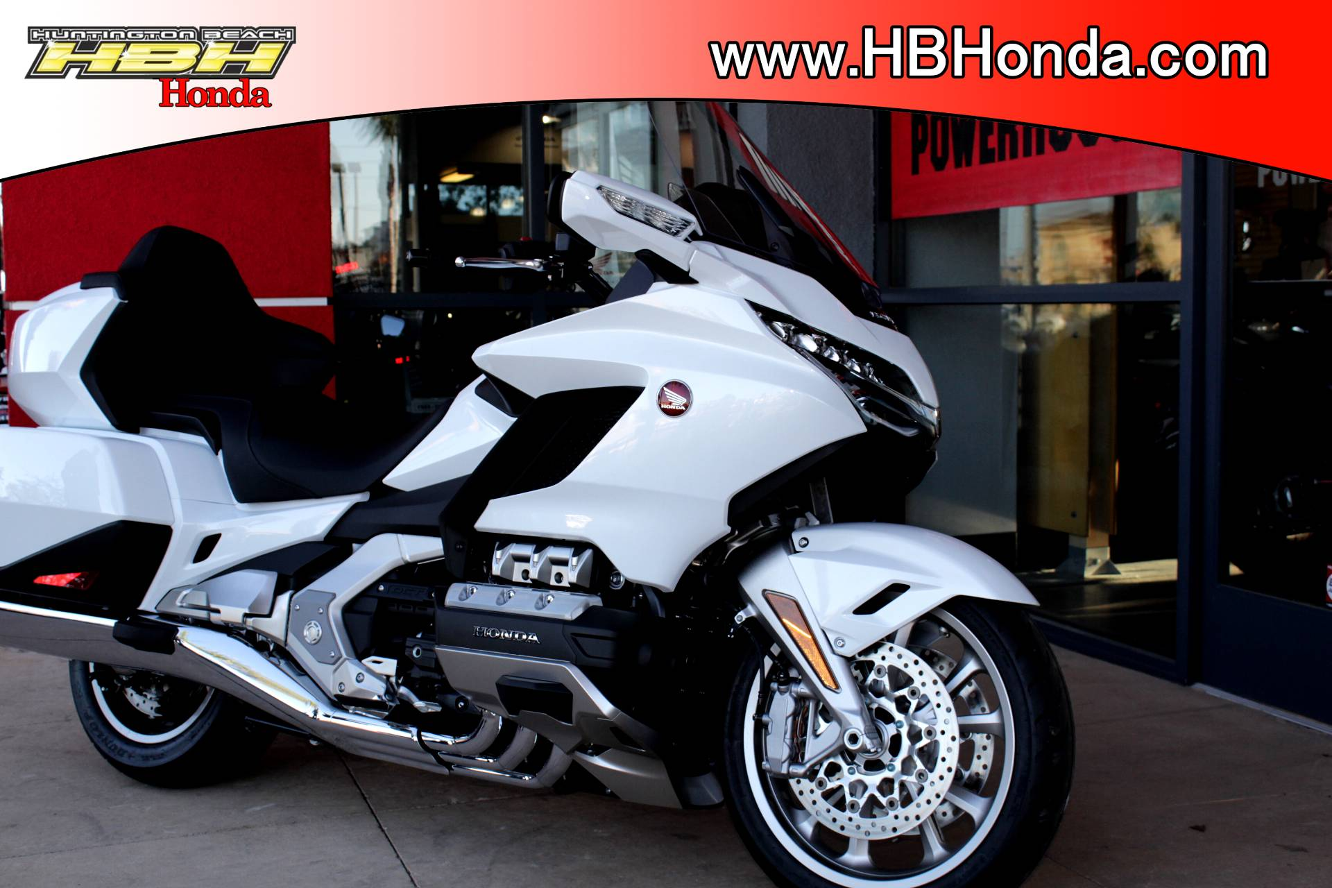 New 2018 Honda Gold Wing Tour Automatic Dct Motorcycles