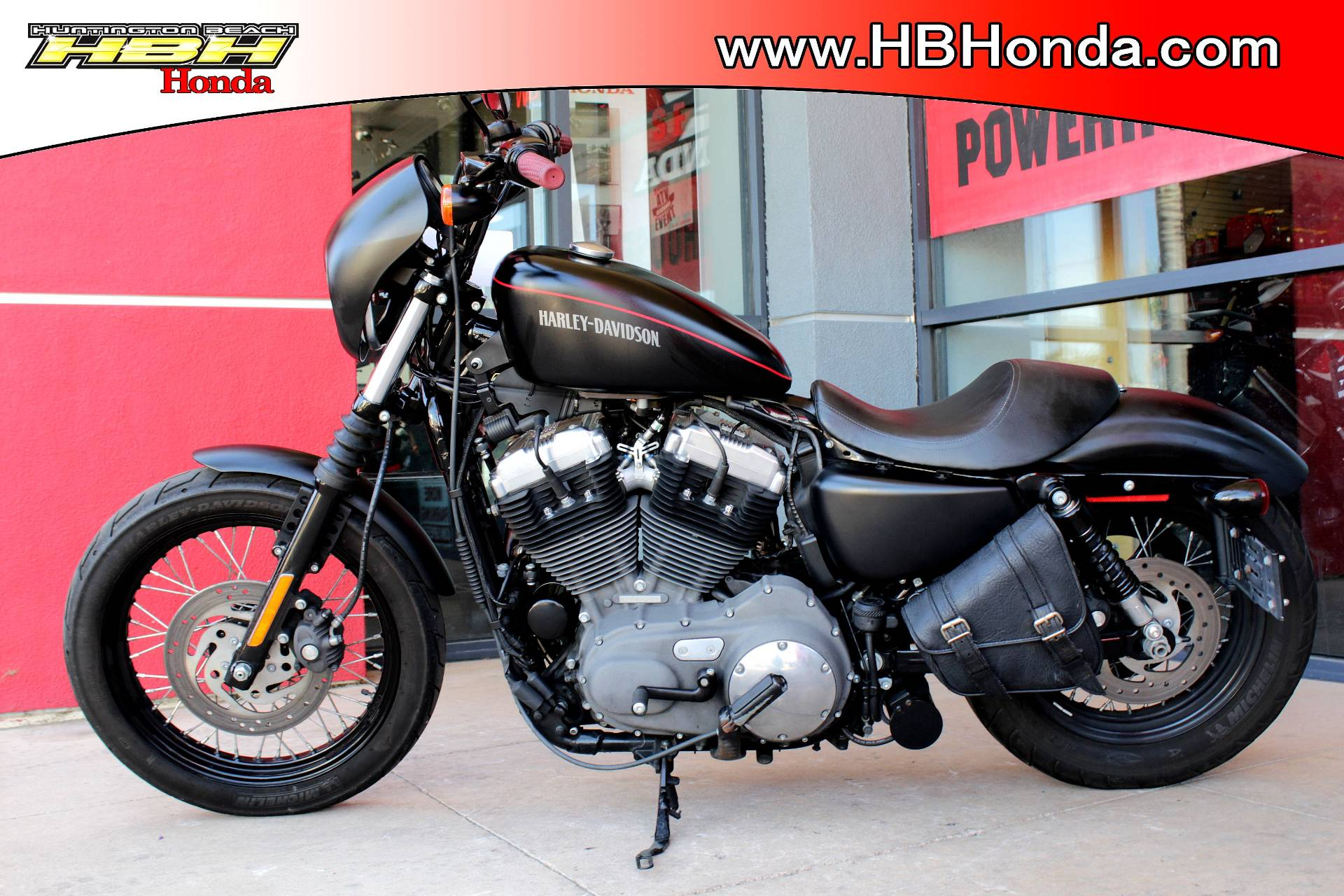 2012 Harley-Davidson Sportster® 1200 Nightster® in Huntington Beach, California - Photo 3
