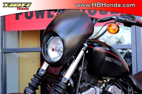 2012 Harley-Davidson Sportster® 1200 Nightster® in Huntington Beach, California - Photo 5