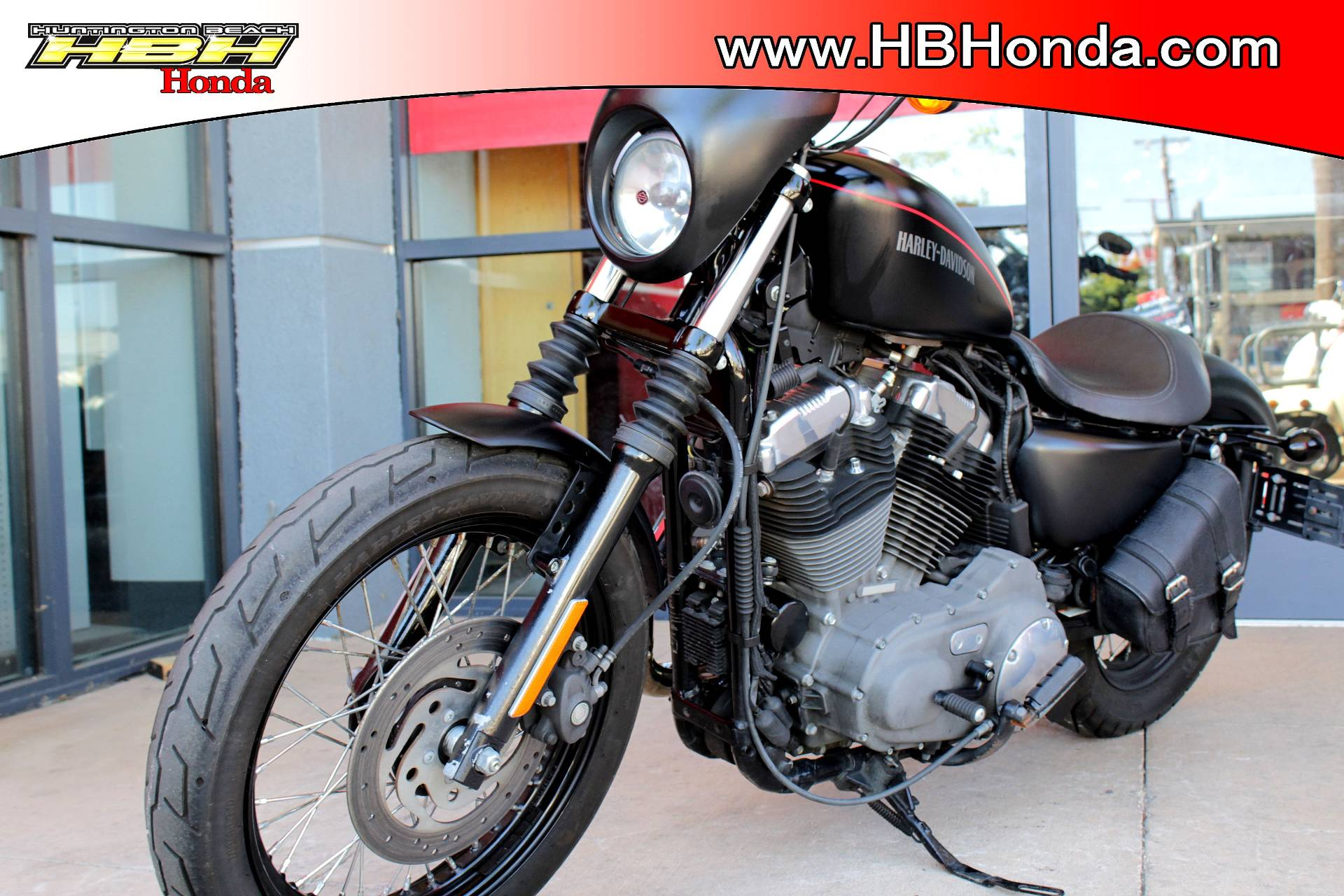 2012 Harley-Davidson Sportster® 1200 Nightster® in Huntington Beach, California - Photo 6