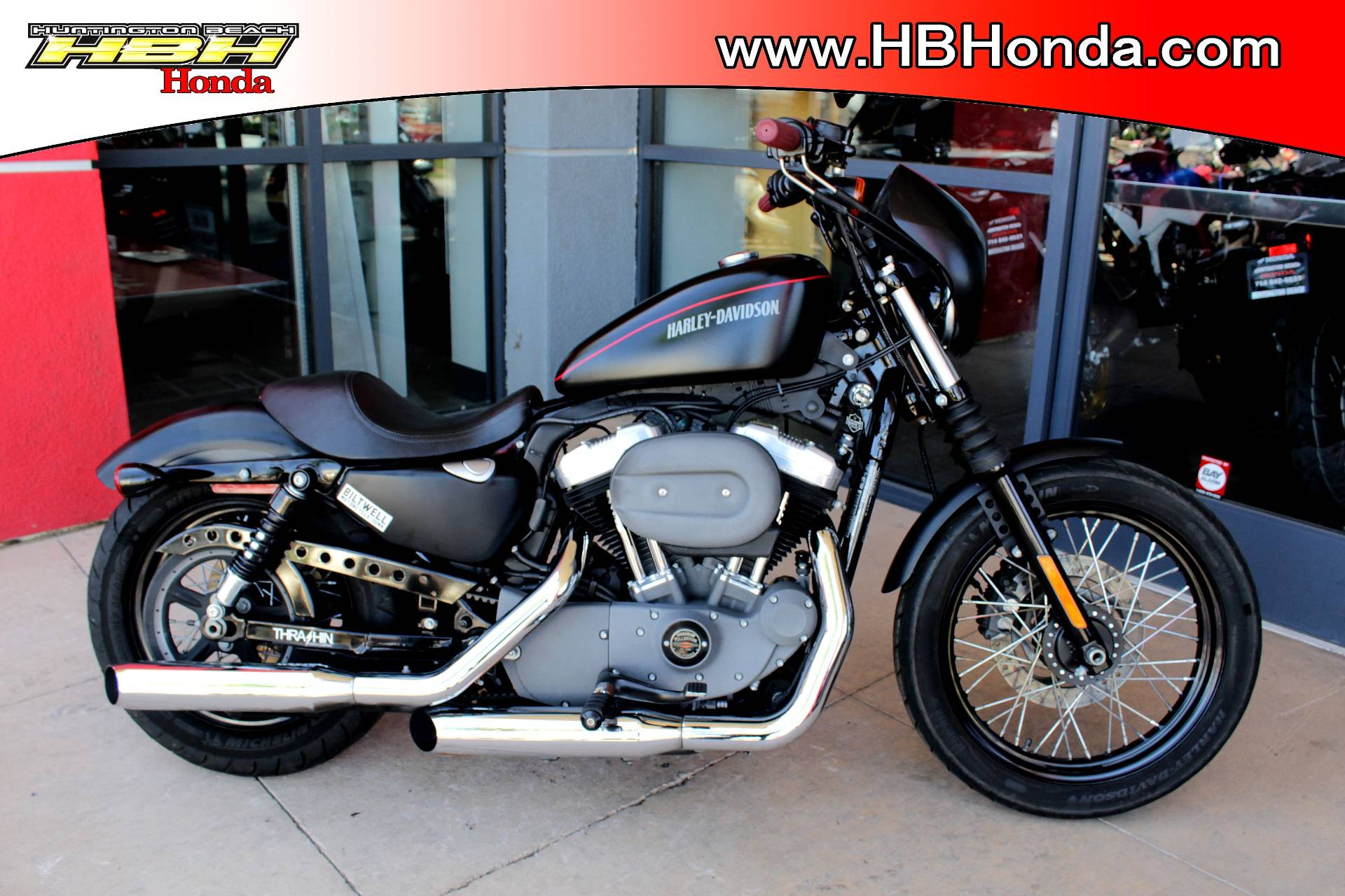 2012 Harley-Davidson Sportster® 1200 Nightster® in Huntington Beach, California - Photo 7