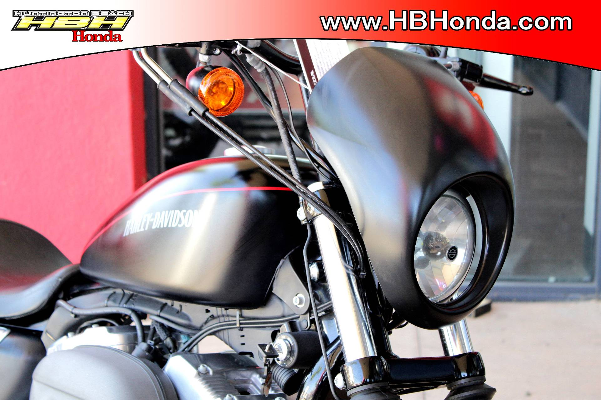 2012 Harley-Davidson Sportster® 1200 Nightster® in Huntington Beach, California - Photo 8