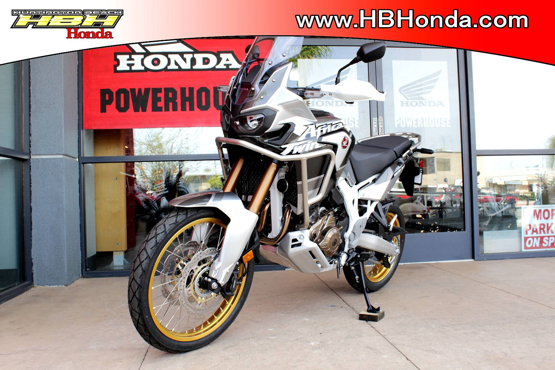2019 Honda Africa Twin Adventure Sports DCT in Huntington Beach, California - Photo 10